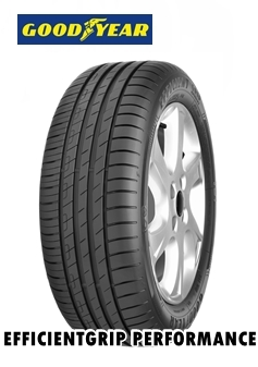 Vasaras riepas GOODYEAR EFFICIENTGRIP PERFORMANCE 205/55R16
