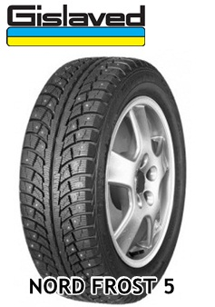 Ziemas riepas GISLAVED NORD FROST 5 225/55R16